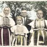 Jedinečná farebná fotografia z dvadsiatych rokov 20. storočia.