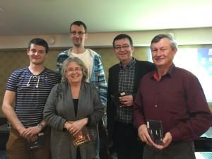 Najaktívnejší členovia genealogického fóra dostali od občianskeho združenia malú pozornosť.