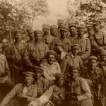 Vojaci počas 1. svetovej vojny