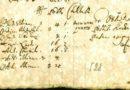 Súpis daňovníkov v roku 1715 a 1720