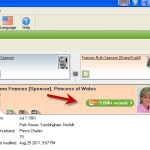 Automatické vyhľadávanie v historických záznamoch