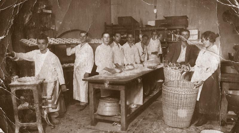 Bratislavské rožky sa predávali aj vo Viedni.