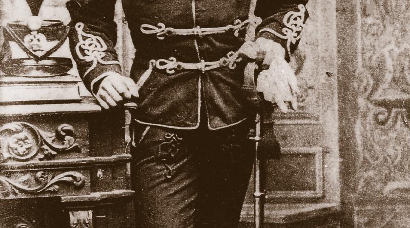 Historická fotografia z roku 1891.