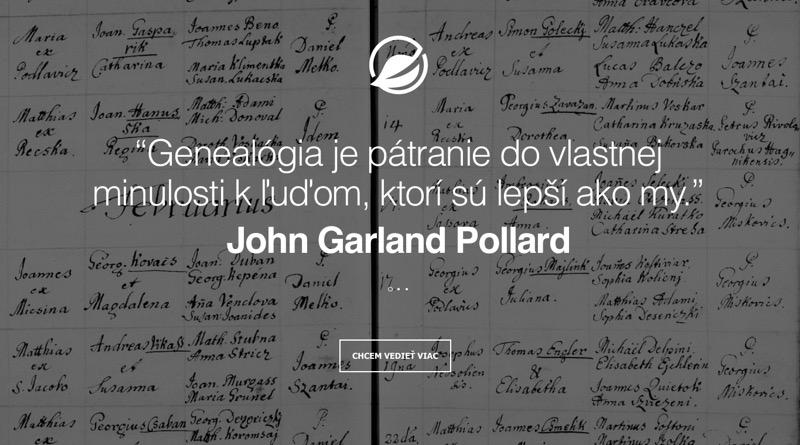 Genealogický inštitút Slovenska
