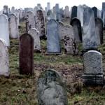 Židovský cintorín v Nitre